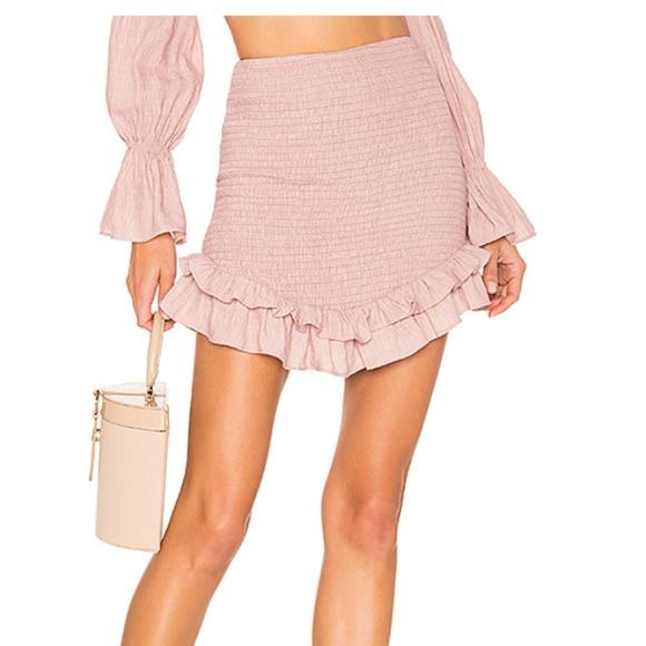 Majorelle Lark Skirt